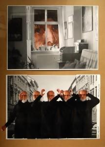 fotokoláž, 1/1, 48,5 x 68,5 cm