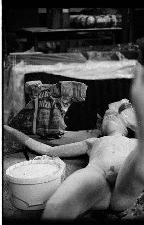 Eva Melo - Láska je slepá I., vysokostálý pigmentový tisk