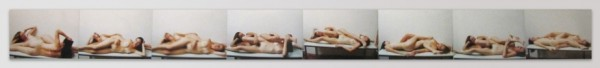 Kurt Gebauer - Dvě, soubor 8 fotografií, 2002