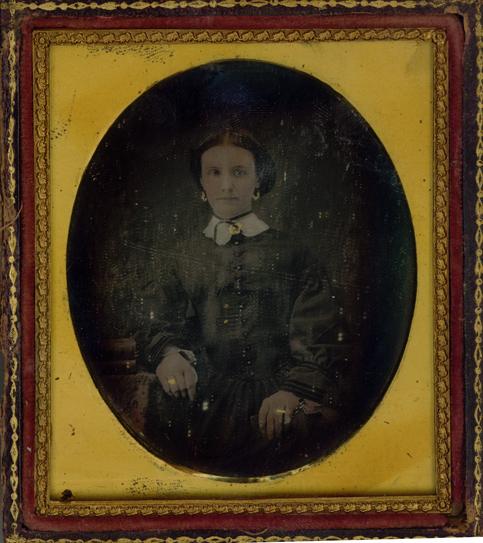 neznámý autor - portrét ženy