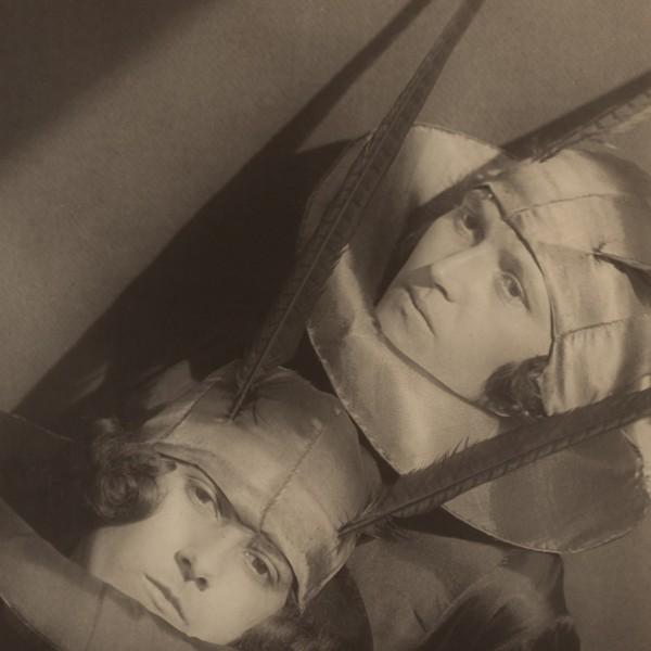 Jaromír Funke: Po karnevalu - detail, 1924, pozdější zvětšenina 2005