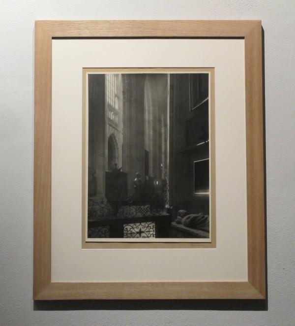 Josef Sudek: Svatý vít, fotografie, 1928