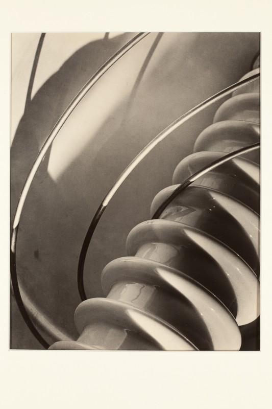 Eugen Wiškovský: Izolátor, 1935, pozdější zvětšenina 1992