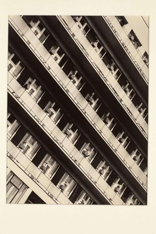 Eugen Wiškovský: Funkcionalistická architektura, 30. léta, pozdější zvětšenina 1992