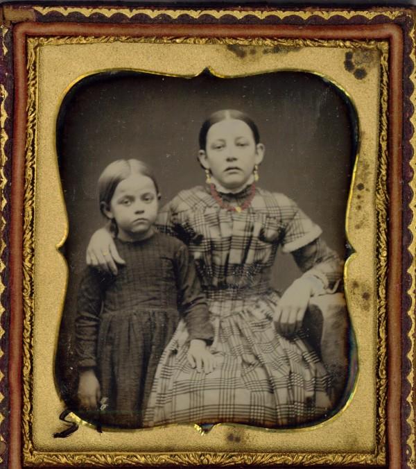 Portrét dívek