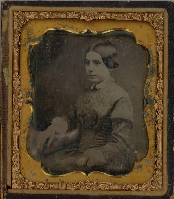 Portrét mladé ženy
