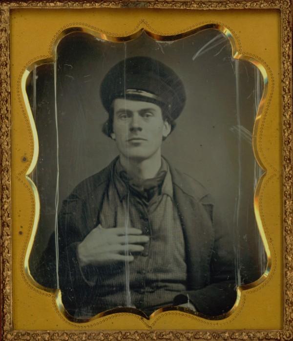 Portrét mladého muže