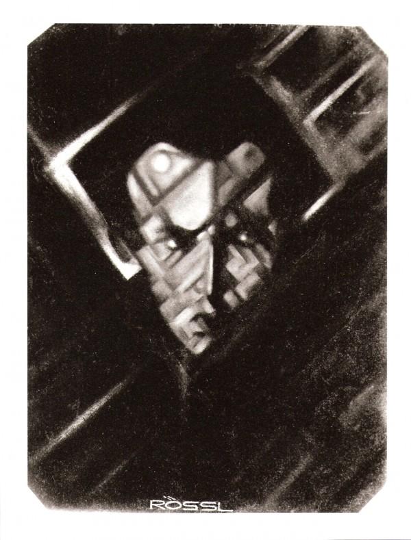 Jaroslav Rössler: tanečník Ore Tarraco, 1923, pozdější zvětšenina