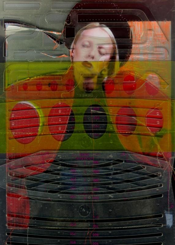 Milota Havránková - ze série Nová miera a moje rodina, 2001