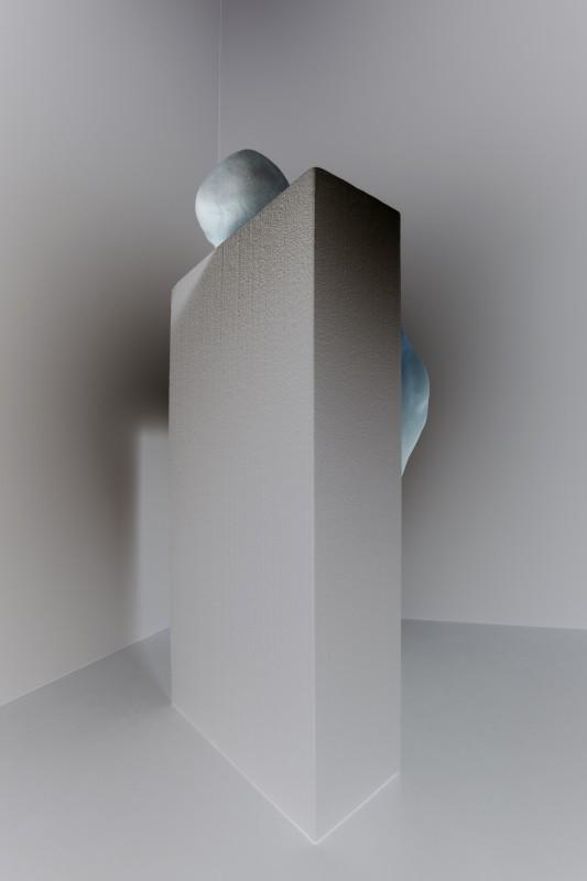 Pavel Mára:  Memory XVI, barevná fotografie 100x150cm, archivní pigmentový tisk na papíru Hahnemühle, 1/5 2009, 114 000Kč
