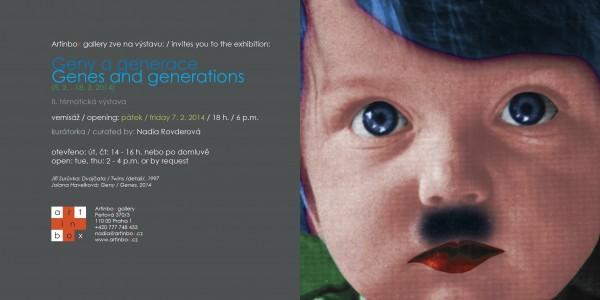 pozvanka Geny a generace-1