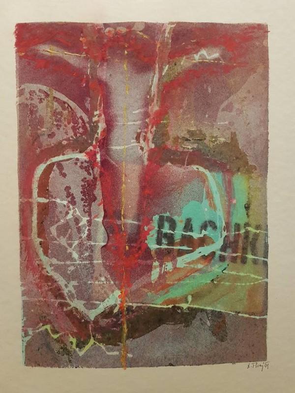 Luboš Plný: z cyklu Zachovalé ostatky, 1992 / From Preserved Remains series, 1992