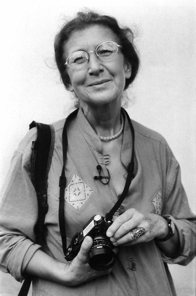 Markéta Luskačová, 1999, foto Nadia Rovderová